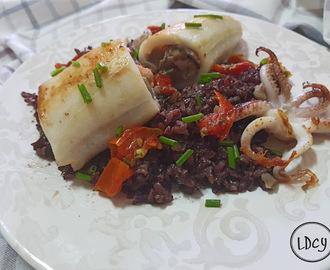 Recetas de como cocinar aletas de calamar con arroz mytaste for Como cocinar 5 kilos de arroz