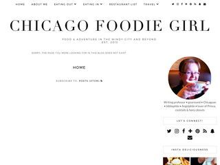 Chicago Foodie Girl