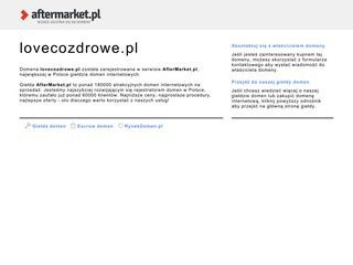 Love co zdrowe