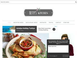 Betty's Kitchen