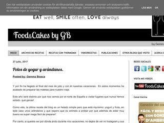 FOOD&CAKES by GB