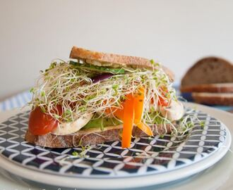 Fresh Friday: Vegetarian Sandwich