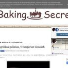 Baking Secrets Blog