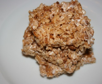 CrockPot Rice Krispies Treat Recipe
