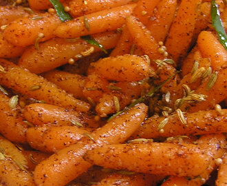 Indian-Style Carrot Pickle - Easy
