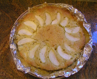 Almond Apple Cake - Passover