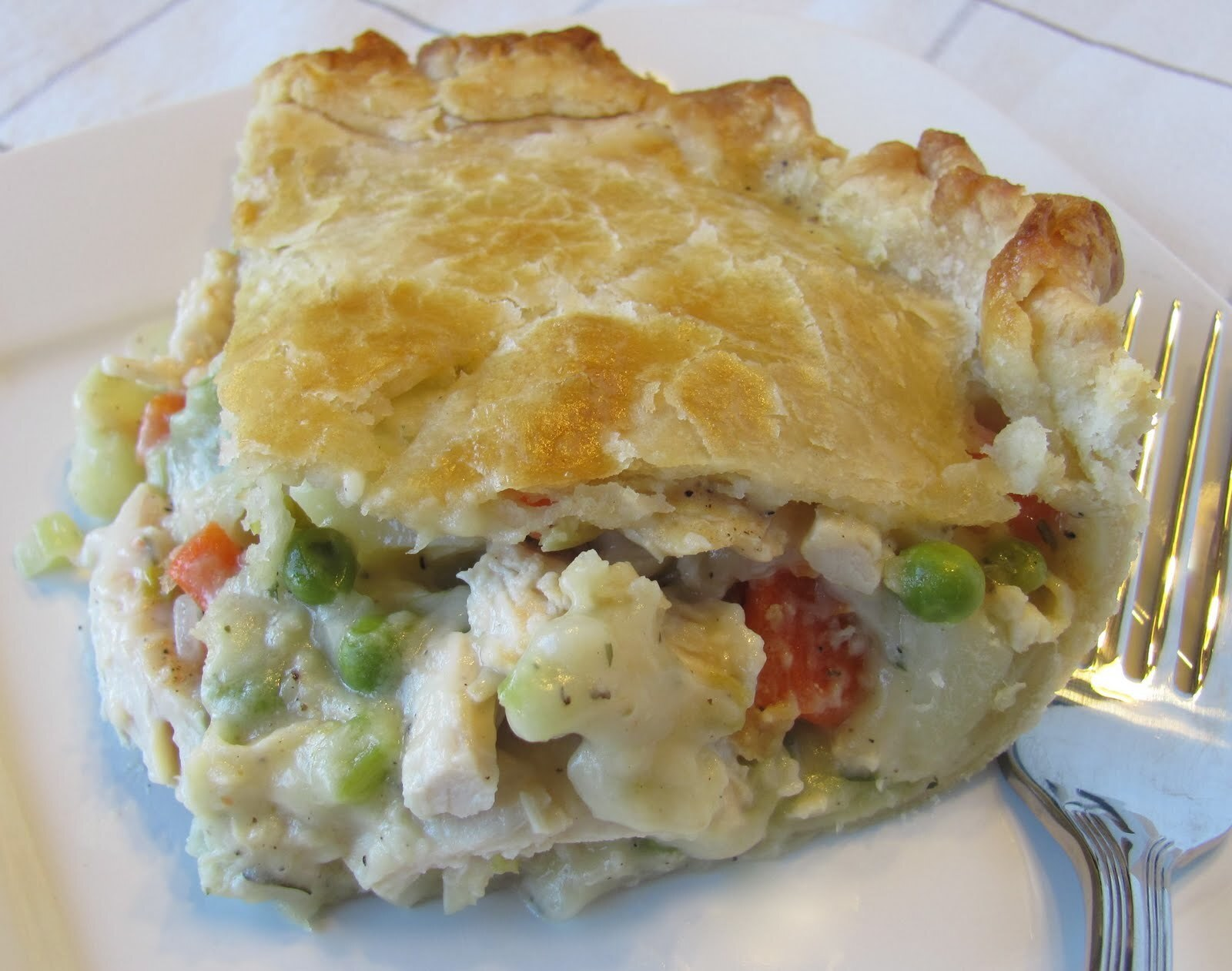 chicken pot pie party!
