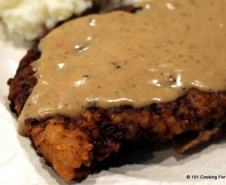 Chicken Fried Steak - Texas Comfort Food