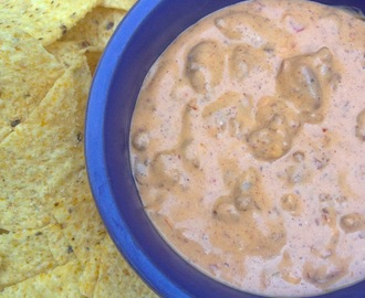 Easiest Dip Ever! Cream Cheese and Chili Mexican Dip