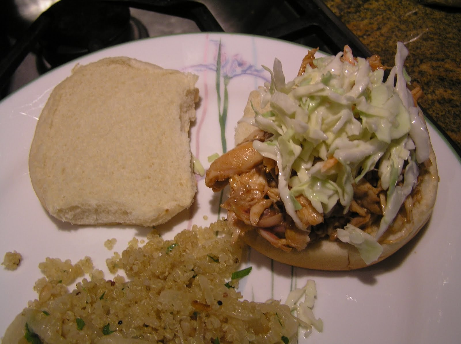 Pulled Chicken - Easy