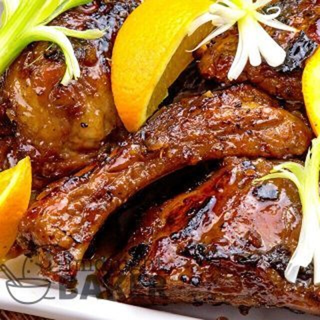 Cantonese Orange Ribs