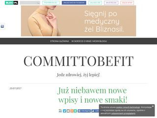 Committobefit