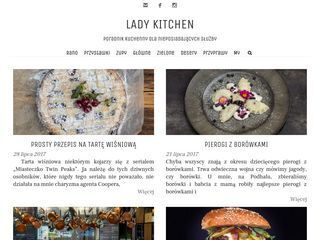 Lady Kitchen