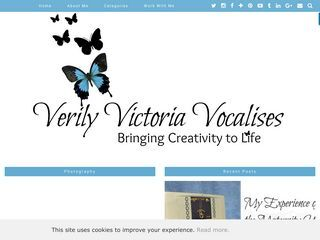Verily, Victoria Vocalises
