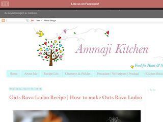 Ammaji Recipes