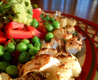 Mexican Cauliflower Explosion! GF, V, BED, SCD!
