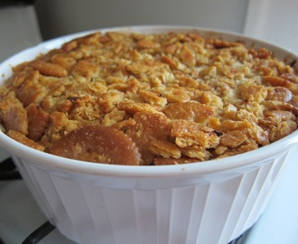 Family Favorite: Corny Cracker Casserole