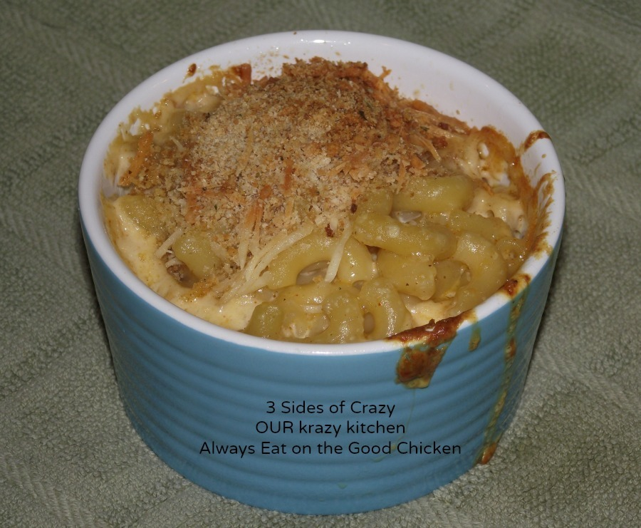 HAT CITY KITCHEN'S MACARONI and CHEESE