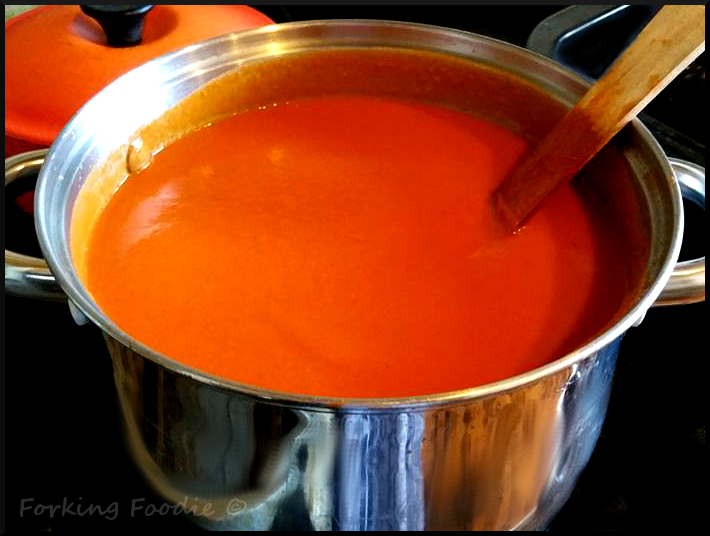 Comforting Creamy Tomato Soup (Includes Thermomix and Instant Pot instructions)
