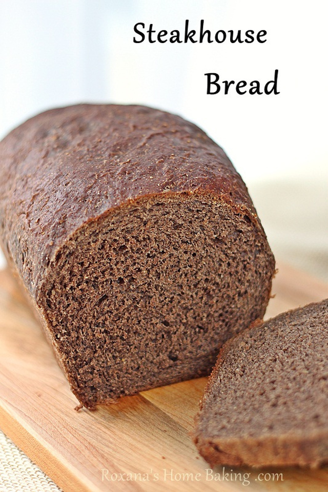 Steakhouse Bread