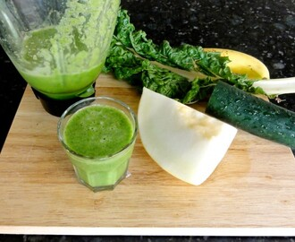 Swiss Chard Green Smoothie