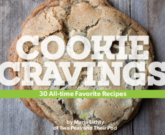 Cookie Cravings E-Book Giveaway