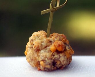 Sausage Balls for #Sunday Supper