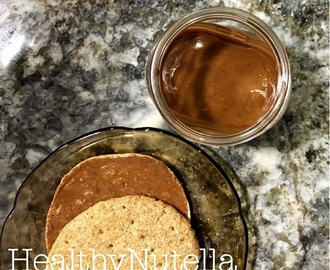 """Nutella""healthy"