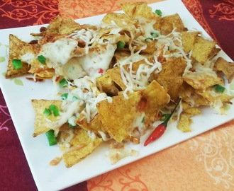 "Nachos ""hot spicy"""