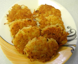 My Meatless Mondays - Weeknd Hash Browns