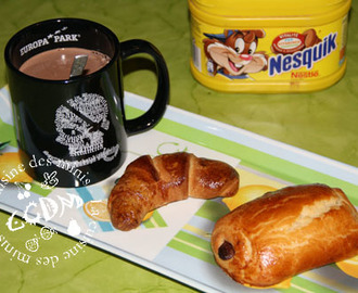 Croissants express - Thermomix