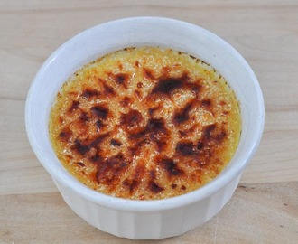 Creme Brulee {Recipe}