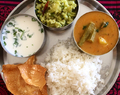 Freezer Cleanup Thali and MLLA Recipe