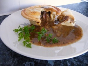 Peppered Steak Pie and the Electric Lakeland Pie Maker