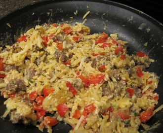 Pioneer Woman's Breakfast Burritos