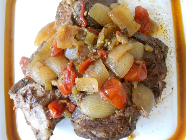Crock Pot Mexican Pot Roast