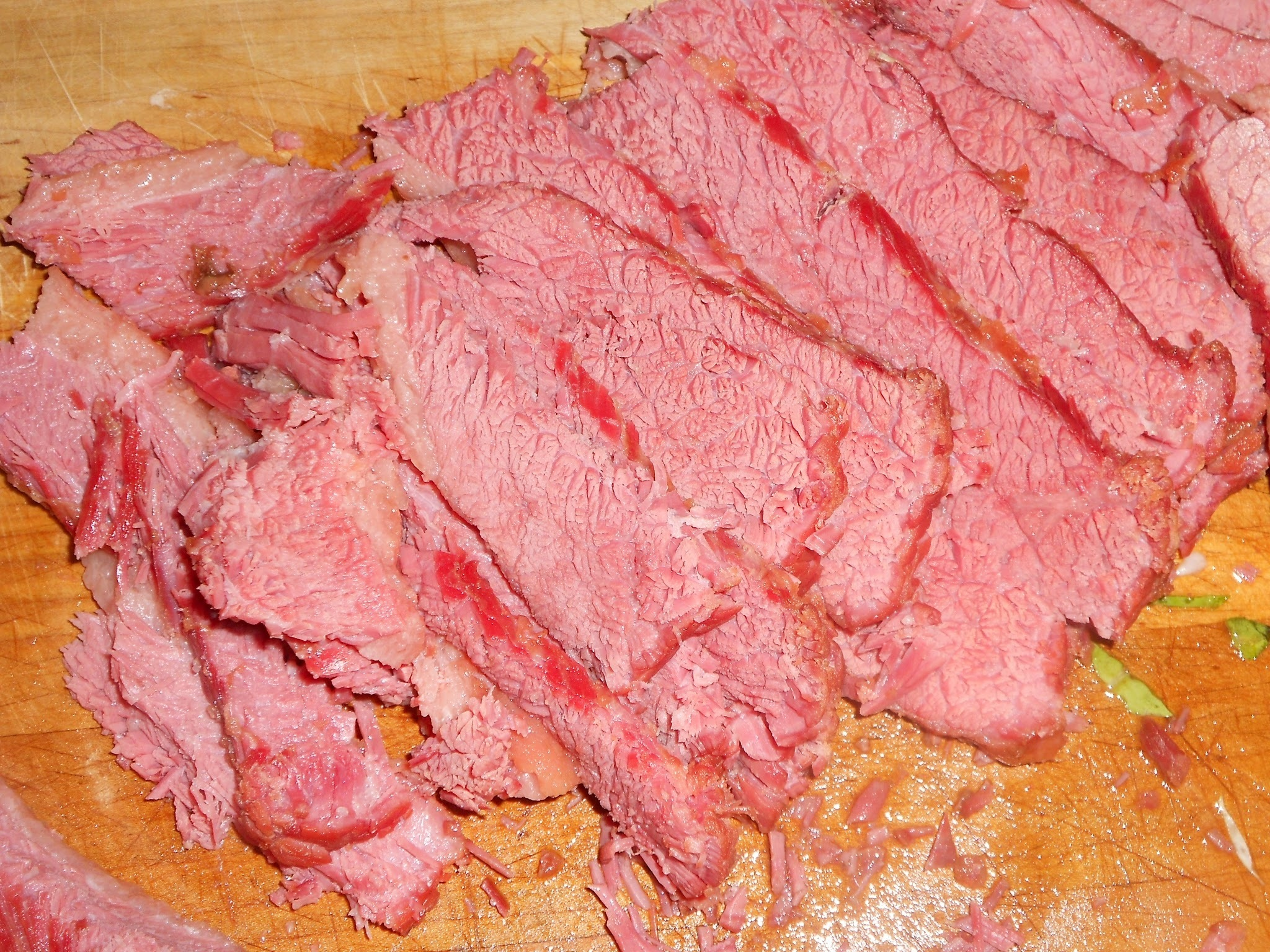 Dutch Oven Corned Beef Brisket