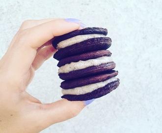Zdrowe Oreo  - Healthy tastes good by Lila