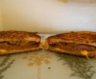A Grown-up's Grilled Cheese~Recipe Review