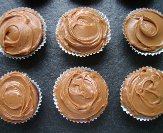 Chocolate Cupcakes (with a surprise ingredient)