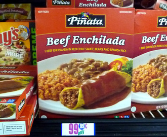 Pinata Beef Enchilada Dinner - Deal of the Day