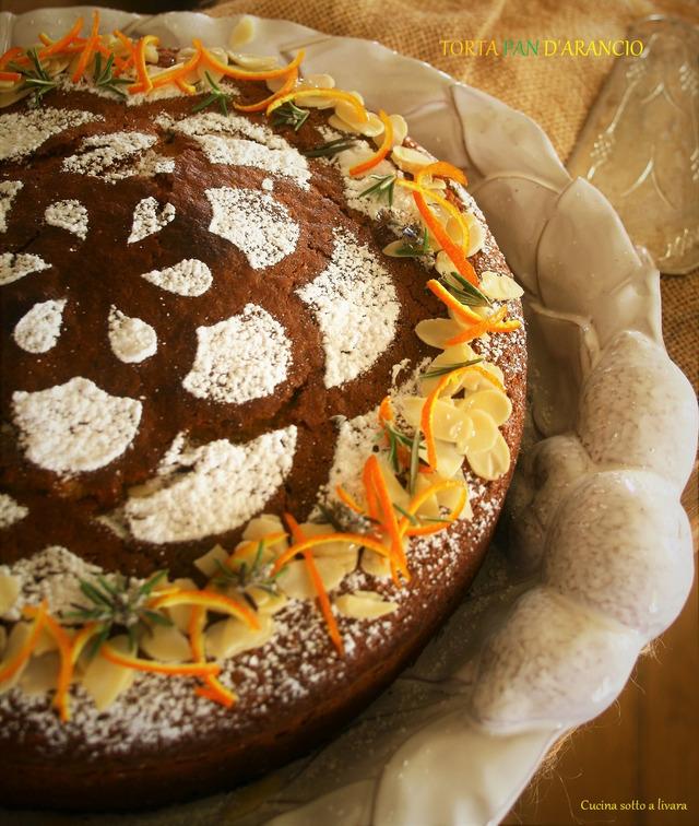 Torta Pan Darancio Ricetta Da Mytaste