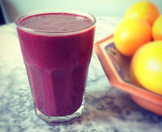 Recipe: Berry & Beetroot Smoothie