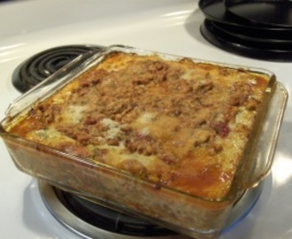 Progresso Kitchen Favorites Classic Lasagna w/ Toasted Whole Grain Bread
