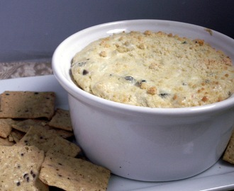 Olive and Artichoke Dip