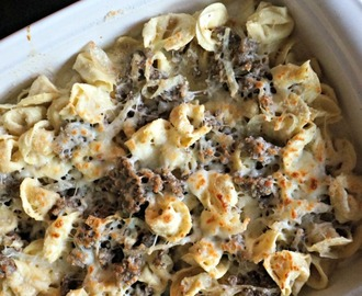 Comment on Easy Pre-Holiday Dinner Menu: Tortellini Bake and Skillet Cookie Recipes by Erica Schmidt