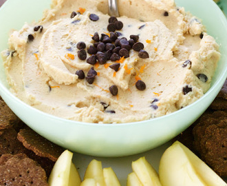 Sweet Cannoli Fruit Dip