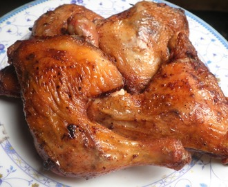 Five Spice Roasted Chicken