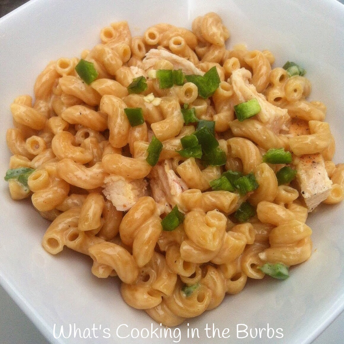 Cajun Chicken Mac and Cheese
