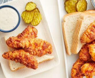 Tennessee Hot Fried Chicken Tenders